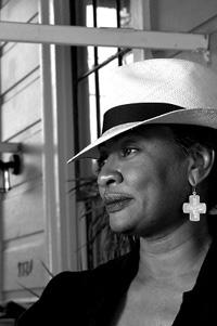 Author portrait - Brenda Marie Osbey